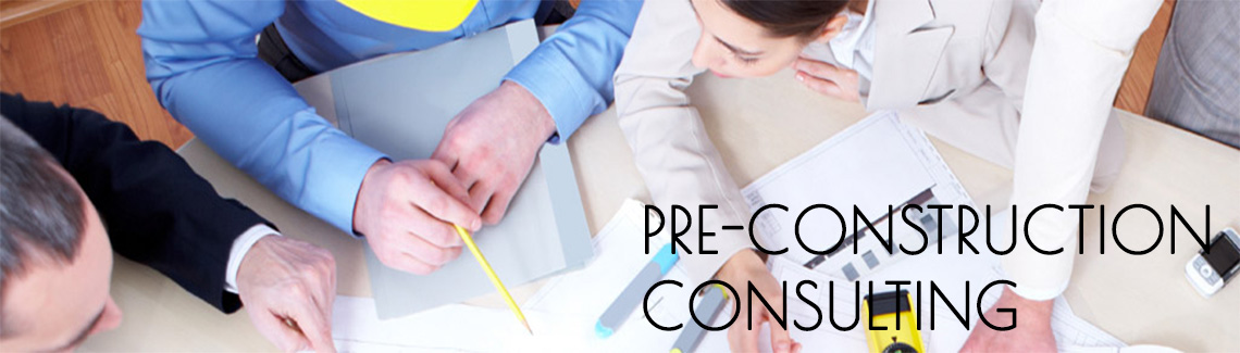 Pre-Construction Consulting Bridgeview Illinois
